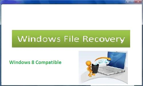 Quick recovery of accidentally deleted files